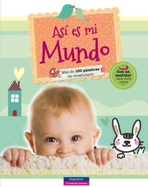 As es mi mundo m s de 100 palabras de vocabulario tapa - Medidor infantil imaginarium ...