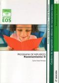 Razonamiento II. Programa de recuperación y refuerzo del razonamiento básico. Programa de refuerzo del razonamiento II