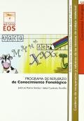 Conocimiento fonol�gico. Programa de refuerzo del conocimiento fonol�gico.