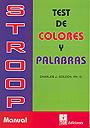 STROOP, test de colores y palabras (Juego completo)