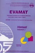 EVAMAT. Evaluaci�n de la Competencia Matem�tica. Manuales 5, 6, 7 y 8.