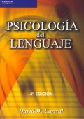 Psicolog�a del lenguaje.(Caroll)