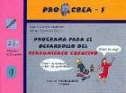 PROCREA - 1. Programa para el desarrollo del pensamiento creativo