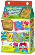 Fun Biscuit-Shaped Matching Game Magic 10