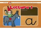 M�todo PIPE de lecto-escritura para alumnos con NEE. Lectura 1 (i-a-e-o-u-m)