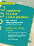 Cuestiones tipo test y casos practicos. Cuaderno de trabajo. Volumen 1