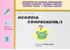 Memoria comprensiva  1. Estrategias de memoria comprensiva: memoria auditiva, memoria eidtica, memoria visual y memoria motriz.