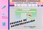Competencia curricular. Lengua castellana 6 de primaria. (Cuaderno alumno y solucionario)