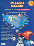 Mi libro m�gico (azul marino). Desarrollo de trabajo por competencias.