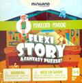 Flexi story Pinocho