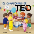 El cumpleaos de Teo.