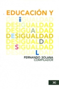 Educaci�n y desiguladad