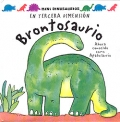 Brontosaurio. Ahora conocido como Apatosaurio. En tercera dimensi�n