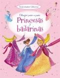 Dibujos paso a paso Princesas y bailarinas