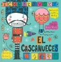 El Cascanueces (Libro con CD)