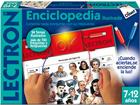 Enciclopedia ilustrada. Conecta cada pregunta con su respuesta. Lectron