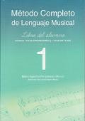 M�todo completo de lenguaje musical. Libro del alumno 1. (Con 2 CD)