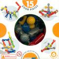 Juego de construcci�n (Zoob) 15 piezas