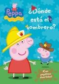 ¿Dónde está el sombrero? (Peppa pig).