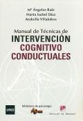 Manual de t�cnicas de intervenci�n cognitivo conductuales.