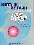 BETA III, Instrumento no verbal de inteligencia. ( Juego completo )