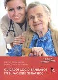 Cuidados socio-sanitarios en el paciente geri�trico.