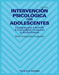 Intervenci�n psicol�gica con adolescentes. Un programa para el desarrollo de la personalidad y la educaci�n en derechos humanos.