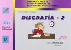 Disgraf�a- 2. Programa para la recuperaci�n de las dificultades de la escritura.