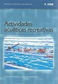 Actividades acuáticas recreativas.