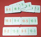 Domino de restas equivalentes
