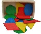 Polígonos de madera