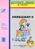 PROBLEMAT-6. Mediterráneo. Problemas para el área de matemáticas. 6º Educación Primaria.
