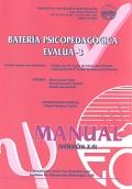 EVALÚA - 3. Batería Psicopedagógica (juego completo)