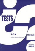TCV. Test de comprensi�n verbal.