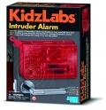 Alarma contra intrusos. Ciencia del espía. (Intruder alarm)
