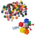 Cubos Multilink 2cm. - 100 unidades