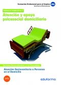 Atenci�n y apoyo psicosocial domiciliario. Atenci�n Sociosanitaria a personas en el domicilio. Modulo formativo II.