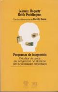 Programas de integraci�n. Estudios de casos de integraci�n de alumnos con necesidades especiales.