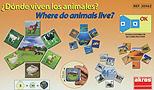 �D�nde viven los animales?