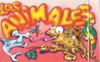 Sustantivos. Baraja los animales.