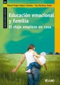 Educaci�n emocional y familia. El viaje empieza en casa