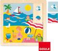 Puzzle verano 16 piezas