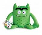 Peluche el monstruo de colores. Verde