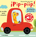 �Pip-piip! Mi primer libro de sonidos