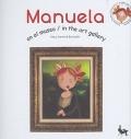 Manuela en el museo / in the art gallery