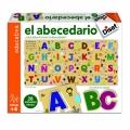 El abecedario. Con letras encajables �Qu� letras forman el abecedario?