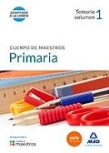 Educaci�n primaria. Temario volumen 1. Cuerpo de maestros.