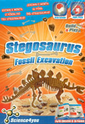 Stegosaurus Fossil Excavation (Science4you)