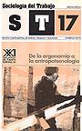 De la ergonom�a a la antropotecnolog�a. Sociologia del trabajo. Revista cuatrimestral de empleo, trabajo y sociedad. No.17