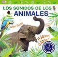 Los sonidos de los animales.